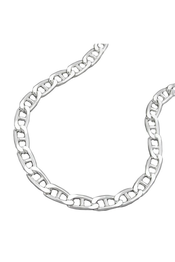NECKLACE MARINER CHAIN SILVER 925 45CM
