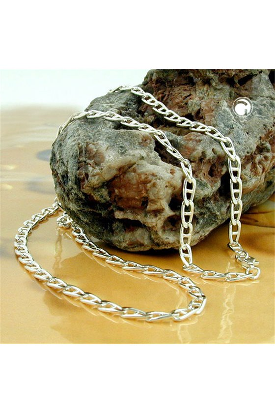NECKLACE MARINER CHAIN SILVER 925 50CM